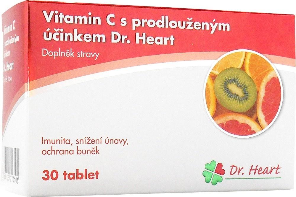 Vitamín C s prodlouženým účinkem Dr. Heart