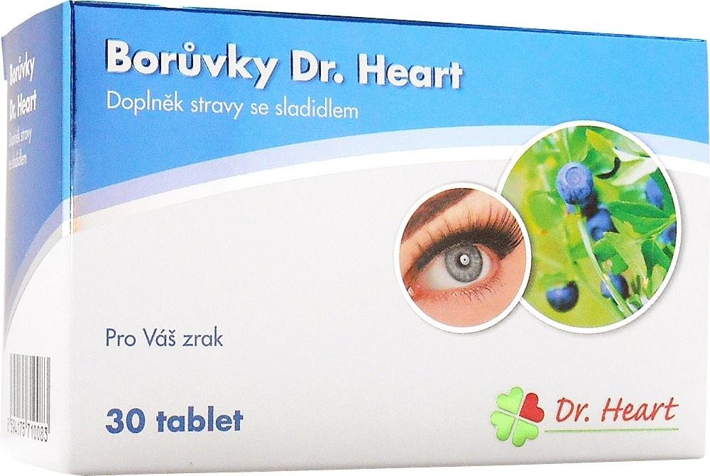 Borůvky Dr. Heart