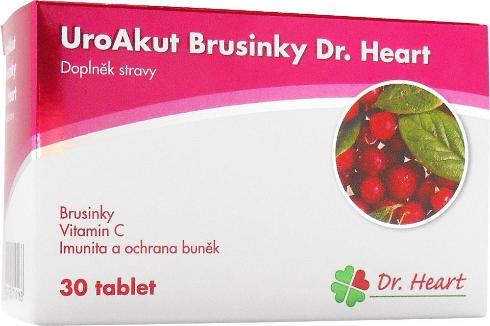 UroAkut Brusinky Dr. Heart