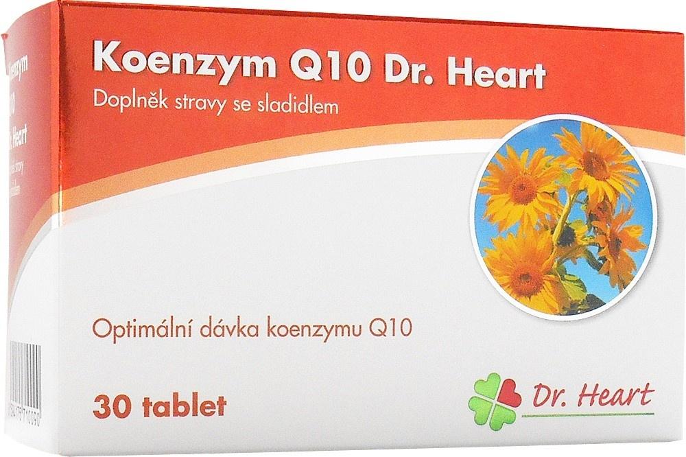 Koenzym Q10 Dr. Heart