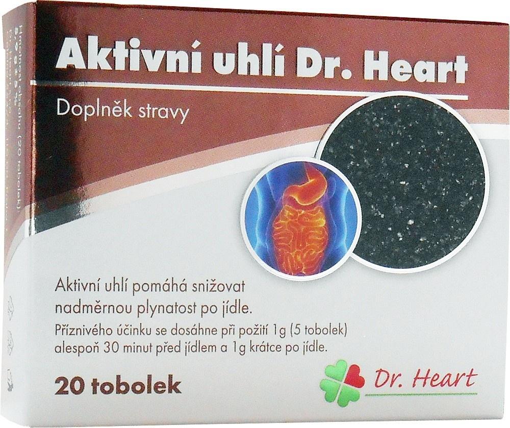 Aktivní uhlí Dr. Heart
